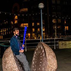 181005 A092 (steeljam) Tags: steeljam nikon d800 lightpainters london bridge magilight noc
