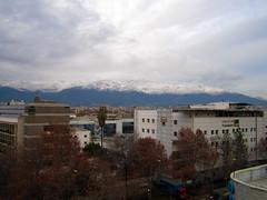 Cordillera (acamilat) Tags: santiago chile cordillera nubes nieve