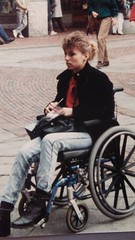 Paraleg1 (jackcast2015) Tags: handicapped disabledwoman crippledwoman wheelchair paraplegic paraplegicwoman