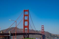 Golden Gate (Dominic Sagar) Tags: amy arlen bridge felsen friends sanfrancisco bay sea california unitedstates us
