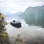 back to the boat - zurück zum Schlauchboot thumbnail