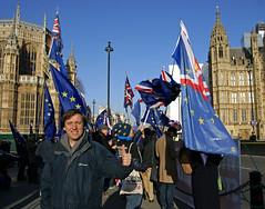 Colorful Flags in Westminster (ChiralJon) Tags: brexit london westminster kingdom united europe eu gb european union photography news jack londen londres londra londyn лондон 西敏寺 вестминстер ロンドン новости 新闻 nieuws wiadomości nouvelles noticias unión europea européenne europese unie tourism tourist 伦敦 ニュース 런던