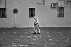 resignation~ Marrakech (~mimo~) Tags: africa berber magreb marrakech mimokhairphotography morocco northafrica photography street travel man jallaba traditional