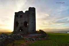 Burt Castle in Inishowen, Co.Donegal (Gary Rock Photo) Tags: castle burt inishowen codonegal ireland wildatlanticway