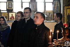 07.11.2018 | Студенты Академии посетили приход храма равноапостольной Марии Магдалины в городе Минске