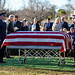 U.S. Air Force Brig. Gen. Robert Johnson funeral
