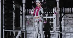 Dramatize Me (Cheyenne Sadee) Tags: dustbunny secondlife fashion makeup maitreya catwa companions persefona