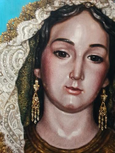 50 Aniversario de la Fundación Canónica de la Itre. Hdad. De Ntra Señora del Pino  y Stos. Mártires Walabonso y María, de Niebla