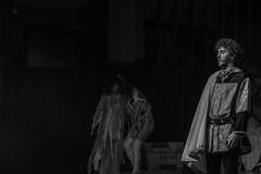 _DSC0398 (Carlo Granisso) Tags: musical church chiesa teatro theatre actor actress jesus sanfrancesco piece mask forzavenitegente maddalena altare animals animali ballo dancing bw blackandwhite torino turin nikon d7500 nikond7500