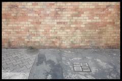 Wall (Moro972) Tags: border 2018 iphone6 italy italia citta city street wall mattoni brick muro