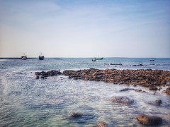 A beautiful day in Saint Martin Island! (Xshfaq) Tags: saintmartin seabeach coxsbazar beachphotography