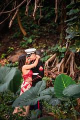 Brandon and Kenna 20181101-25 (Calamic Photography) Tags: ulupoheiau couple kailua photoshoot love green canon canon5dmarkiv hawaii oahu photographer lightroom