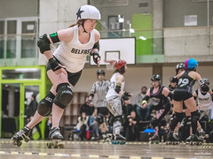71 (Jan Hutter) Tags: belfast belfastrollerderby northernireland praguecityrollerderby wftda womensflattrackderbyassociation autumn contact czech czechrepublic girls indoor ladies november prague rollerderby rollerskates sport women
