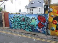 Street art (wallygrom) Tags: england sussex eastsussex brighton snailtrail sculpturetrail snailspace bemoresnail sculptures