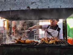 (shadowplay) Tags: market tlacolula mexico chicken vendor