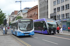 Translink Ulsterbus 731 HGZ8731 & Metro 3201 HGZ8201 (Will Swain) Tags: belfast 13th june 2018 bus buses transport travel uk britain vehicle vehicles county country ireland irish city centre north northern translink ulsterbus metro 731 hgz8731 3201 hgz8201 hgz 8731 8201