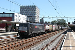 SBB, 189 112 (Chris GBNL) Tags: sbb cff ffs sbbcargo train trein 189112 baureihe189