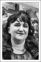 IMG_0144-7 Re-Edit (Scotchjohnnie) Tags: whitbygothweekendoctober2018 whitbygothweekend wgw wgw2018 whitby yorkshire northyorkshire goth gothic costume streetphotography streetscene portrait people female blackwhite mono monochrome canon canoneos canon7dmkii canonef24105mmf4lisusm scotchjohnnie