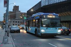 IMG_2780 (GojiMet86) Tags: mta nyc new york city bus buses 2018 xd40 7621 subway shuttle bushwick avenue maujer street