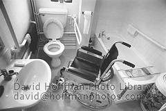 Bathroom For Disabled (hoffman) Tags: health access disability disabled handicap labor modification modified office stairs wheelchair work davidhoffman wwwhoffmanphotoscom london uk