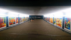 London Alive with Vibrant Art by Stephen B. Whatley - Daily at the Tower of London. 2018 (Stephen B. Whatley) Tags: art expressionism publicart artcommission towerhillunderpass toweroflondon london uk tourism royal contemporaryart modernart expressionistart painting paintings steelvitreousenamelpanels bbc theroyalcollection thequeen westminstercathedral towerbridge towerhillstation crownjewels ravens towerravens artworld tourists night nightime evening stephenbwhatley artiststephenwhatley artiststephenbwhatley whatley artistwhatley toweroflondonpaintings england europe abigfave blueribbonwinner flickrunitedwinner anawesomeshot