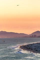 Barra da Tijuca - Rio de Janeiro (mariohowat) Tags: barradatijuca praiadabarradatijuca riodejaneiro natureza entardecer sunset pôrdosol canon6d brazil brasil
