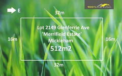 Lot 2149, Glenferrie Avenue, Mickleham Vic