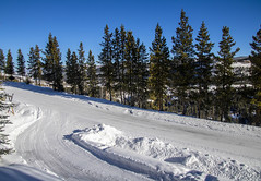 Snowy Road (noname_clark) Tags: breckenridge mountain snow road