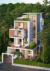 20180801, B-Edit-6 (thenamstudio.com) Tags: 3d visualization 3dfilm theregal layout masterplan architecture villa