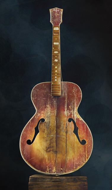 Sherman's Guitar