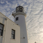 Lighthouse and statue. thumbnail