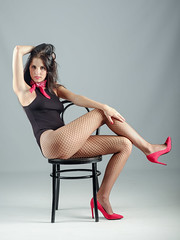 Veronica #20 (Ull_Viu) Tags: modeling beauty delicada delicadament doucement suaument portrait portraiture shooting