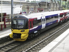 333004 (Rob390029) Tags: 333004 keighley kei northern rail class 333 railway station