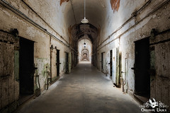 Eastern State Penitentiary, USA (ObsidianUrbex) Tags: abandoned america digital photography eastern jail pennsylvania philadelphia prison penitentiary state urban exploration urbex usa