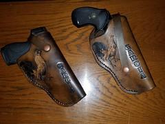 20181018_191402 (CC Custom Leatherworks) Tags: holster leatherholster jframeholster automaticholster smallarmsholster