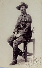 Major George Edward McDonald - November 1916 (Aussie~mobs) Tags: major captain georgeedwardmcdonald army military ww1 soldier officer australia vintage 3rdbattalion 1916 lieutenant gallipoli anzac