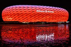 Allianz Arena (pixel78.de) Tags: munich allianz arena münchen nightshot nikon