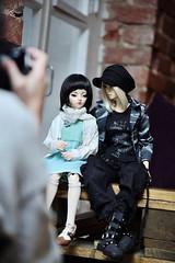 Take pictures of girls (Vlastelin Nichego) Tags: dollmore elfdoll euna pepsi dolls bjd