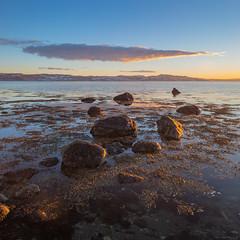 Trondheimsfjord, Norway (Trond Sollihaug) Tags: vinge skatval stjørdal trøndelag norway trondheimsfjord fjord seaside sunset water evening cloud
