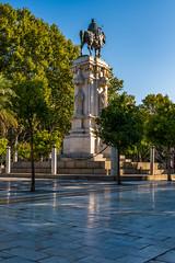 Seville (TechnicolorPaul) Tags: fall plazanueva seville spain sevilleprovince es