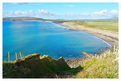 View from a Coastal Path. 18 (Phoenix Knight.) Tags: hellsmouthbay robindemel wales gwynedd october28th2018 sunnyday