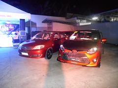 DSCN4524 (renan sityar) Tags: toyota san pablo laguna inc alaminos car wigo vios modified