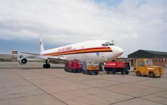 B707 (5N-ARQ) Das Air Cargo (boeing-boy) Tags: gasaircargo 5narq dasaircargo mikeling b707 boeingboy manston mse