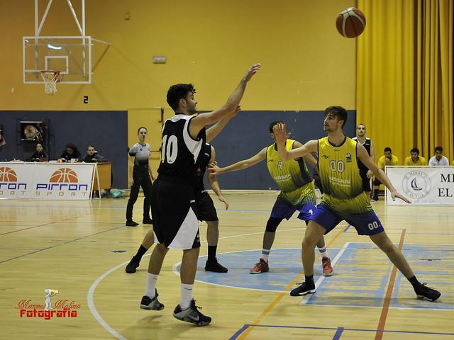 18/19 - J5 Pirron Sport Mérida - ADC Cáceres