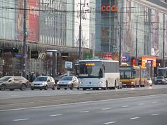"Mercedes-Benz Intouro, #71, ""Stalko"" Zielonka (transport131) Tags: bus autobus mercedesbenz intouro stalko zielonka"