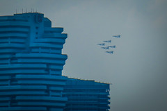 RSAF Airshow 2018 (Chas Pope 朴才思) Tags: 2018 nationalday rsaf rsaf50 singapore zs50 airdisplay airshow concourse jets fighters formation