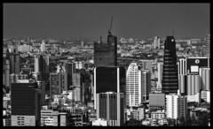 Bangkok / Бангкок (dmilokt) Tags: чб bw черный белый black white город city town dmilokt небоскреб skyline