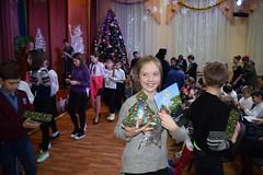 28. Праздник святителя Николая в Лесной школе 19.12.2018