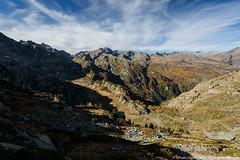 DSC_5438 (www.figedansletemps.com) Tags: laghidelrutor valdaoste italia italie lac lake rutor glacier montblanc montagne mountain alpes alps coucherdesoleil leverdesoleil sunset sunrise automne autumn altitude relief bivouac rando hiking
