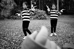 (Salmonpink) Tags: street kids china chinatoday surveillance prison livinginprison